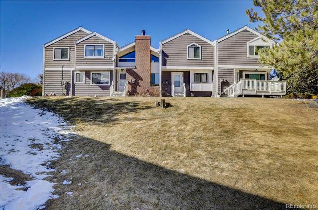 6630 W 84th Way #38, Arvada, CO 80003 (#6840764) :: James Crocker Team