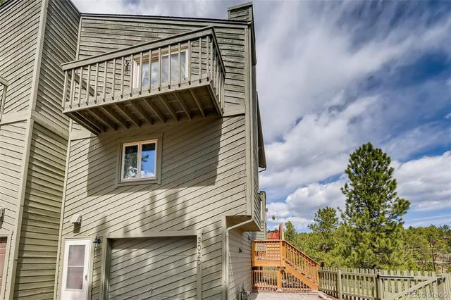 30201 Aspen Lane, Evergreen, CO 80439 (MLS #6840950) :: Stephanie Kolesar