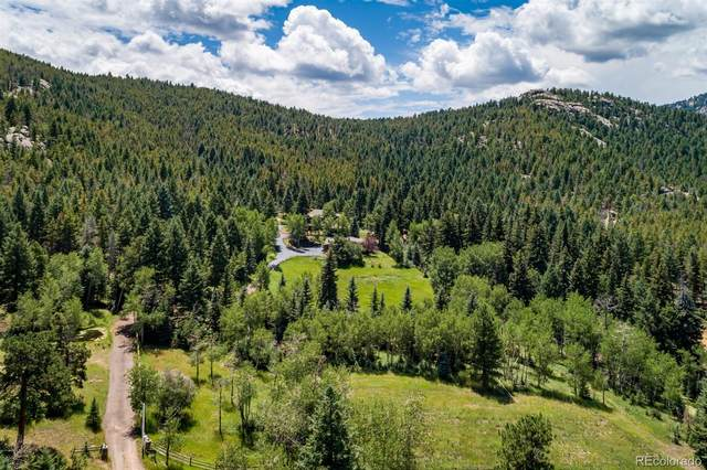 24400 Snow Valley Road, Evergreen, CO 80439 (#6841328) :: Kimberly Austin Properties
