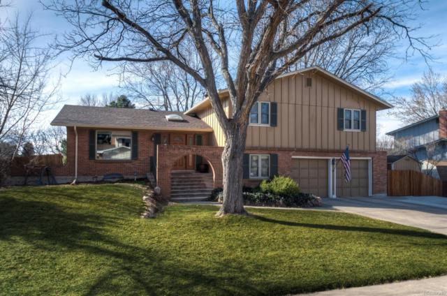 8390 W Harvard Drive, Lakewood, CO 80227 (#6841336) :: The Peak Properties Group