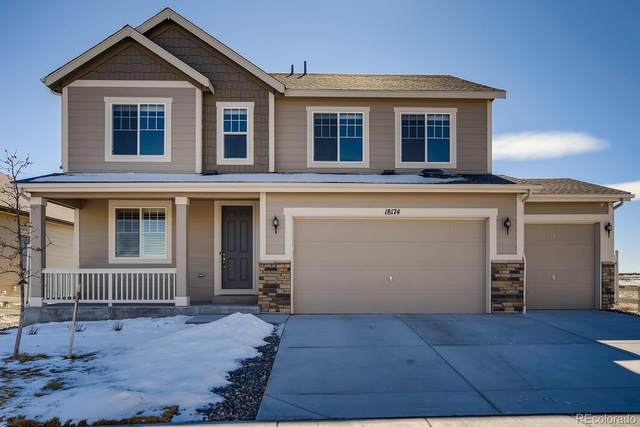 18174 E Emilia Drive, Parker, CO 80134 (#6841970) :: The Dixon Group