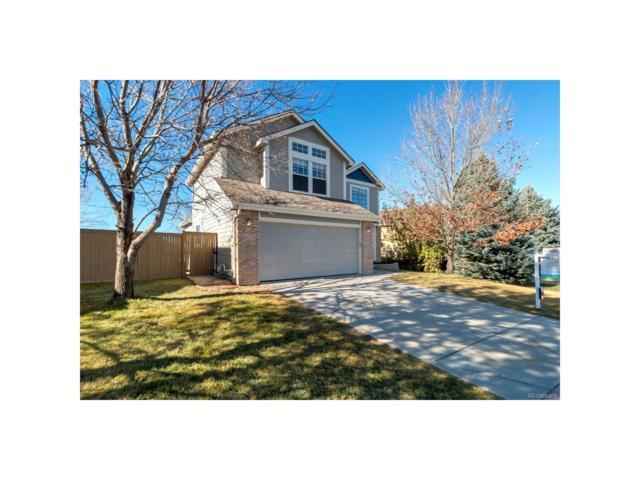 4945 N Sungold Lane, Castle Rock, CO 80109 (#6842196) :: RE/MAX Professionals