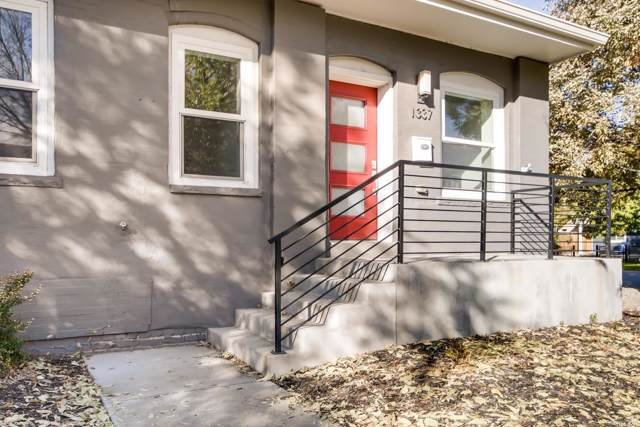 1337 E 33rd Avenue, Denver, CO 80205 (#6842249) :: The Healey Group