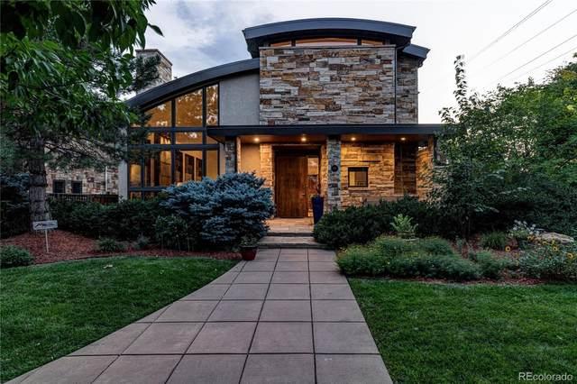 789 Clayton Street, Denver, CO 80206 (#6842309) :: The Scott Futa Home Team