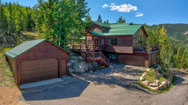 10319 Christopher Drive, Conifer, CO 80433 (#6842629) :: Own-Sweethome Team