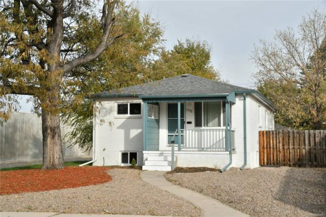 1790 S Adams Street, Denver, CO 80210 (#6843229) :: HomePopper