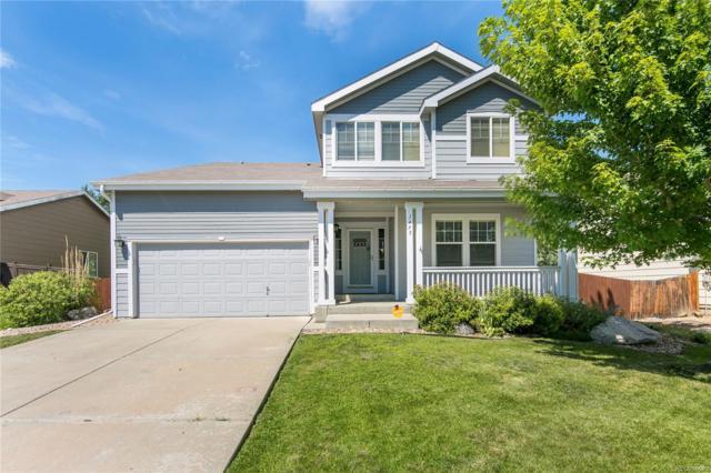1495 Tiger Avenue, Loveland, CO 80537 (MLS #6843448) :: 8z Real Estate
