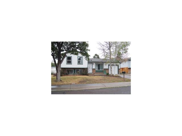 11239 E Alaska Place, Aurora, CO 80012 (MLS #6843485) :: 8z Real Estate