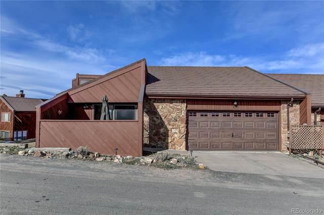 4469 Sentinel Rock, Larkspur, CO 80118 (MLS #6843510) :: 8z Real Estate
