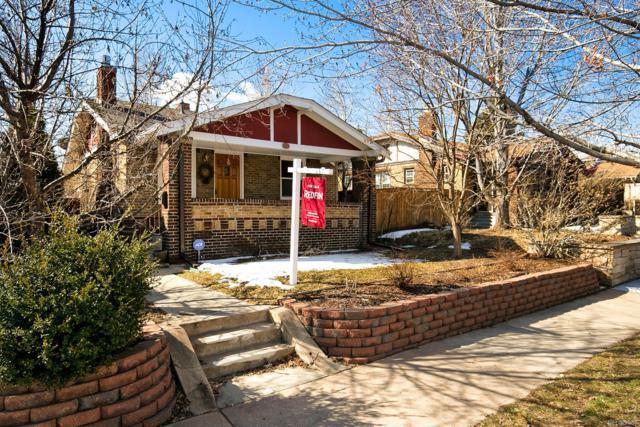 3338 W 36th Avenue, Denver, CO 80211 (#6844207) :: Bring Home Denver