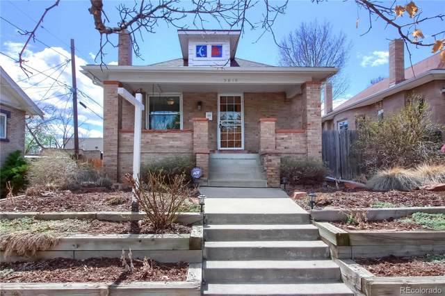 3018 W Denver Place, Denver, CO 80211 (#6844286) :: James Crocker Team