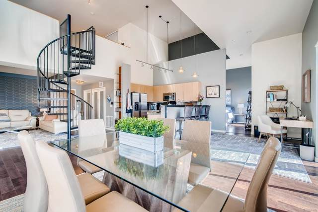 5677 S Park Place 301A, Greenwood Village, CO 80111 (#6844457) :: True Performance Real Estate