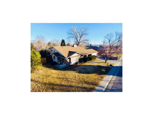 12655 W 61st Avenue, Arvada, CO 80004 (#6844965) :: The Peak Properties Group