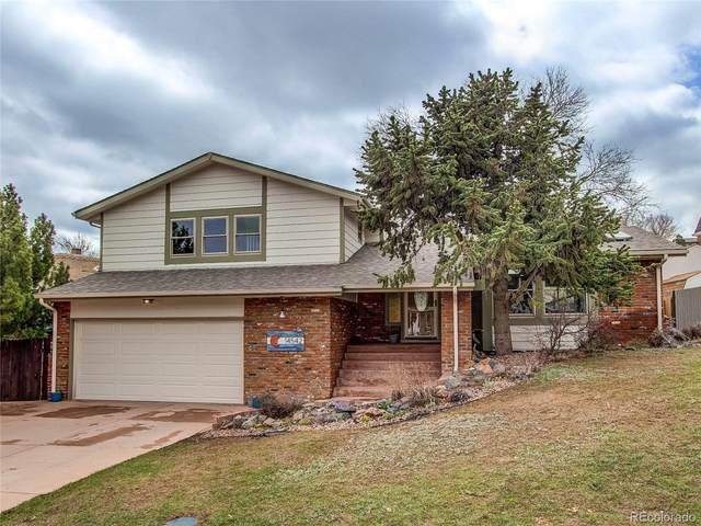 14542 W Archer Avenue, Golden, CO 80401 (MLS #6845108) :: 8z Real Estate