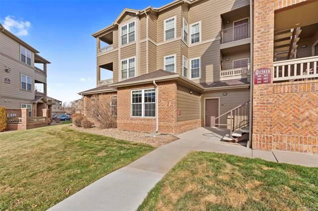 12818 Ironstone Way #101, Parker, CO 80134 (#6845287) :: Arnie Stein Team | RE/MAX Masters Millennium