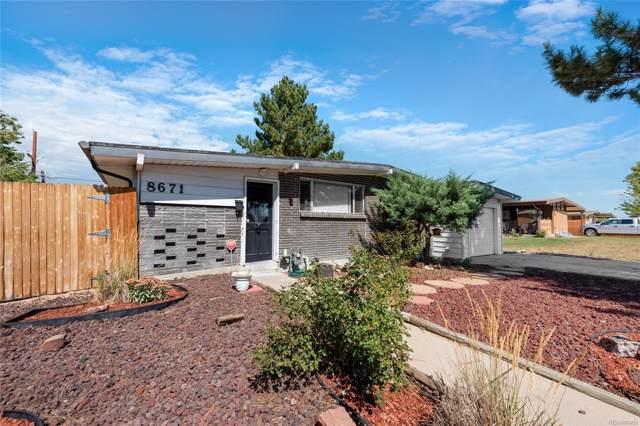 8671 Evelyn Court, Denver, CO 80229 (MLS #6845365) :: 8z Real Estate