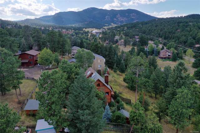 30255 Spruce Road, Evergreen, CO 80439 (#6845495) :: The DeGrood Team