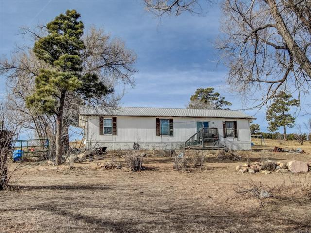 14242 County Road 102, Elbert, CO 80106 (#6845508) :: The Griffith Home Team
