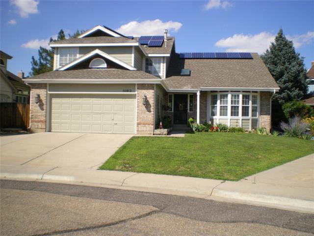 10813 W 85th Avenue, Arvada, CO 80005 (MLS #6845521) :: 8z Real Estate