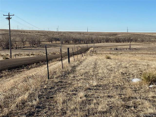 Tract #3 Peoria Road, Deer Trail, CO 80105 (#6845798) :: Signature Realty, Inc.