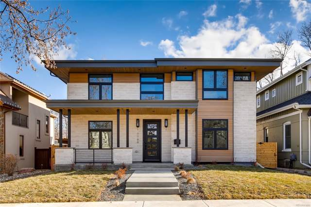 1166 S York Street, Denver, CO 80210 (MLS #6845931) :: Bliss Realty Group