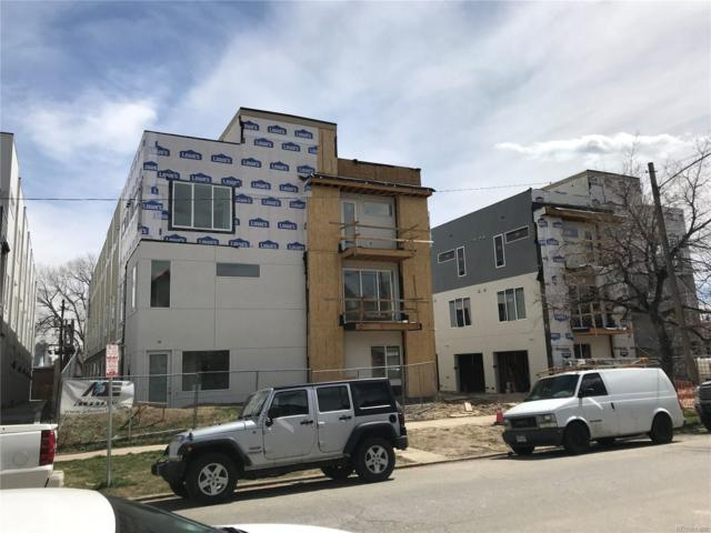 1836 Grove Street #106, Denver, CO 80204 (#6846005) :: Structure CO Group
