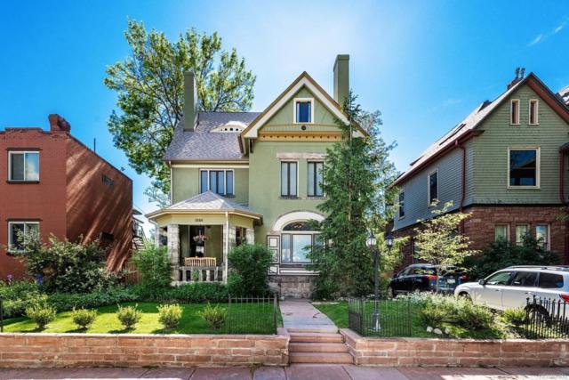 1326 Columbine Street #5, Denver, CO 80206 (#6846351) :: Wisdom Real Estate