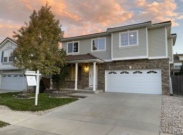 15330 E 97th Place, Commerce City, CO 80022 (#6846501) :: The Peak Properties Group
