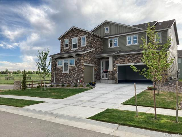 1252 Sandstone Circle, Erie, CO 80516 (#6846634) :: The DeGrood Team