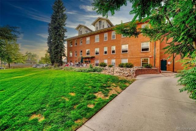 3249 W Fairview Place #111, Denver, CO 80211 (#6846717) :: The Scott Futa Home Team