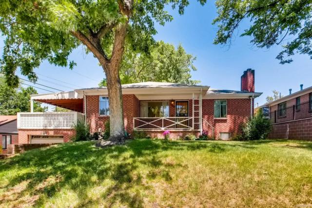 7025 E 11th Avenue, Denver, CO 80220 (#6846926) :: Bring Home Denver