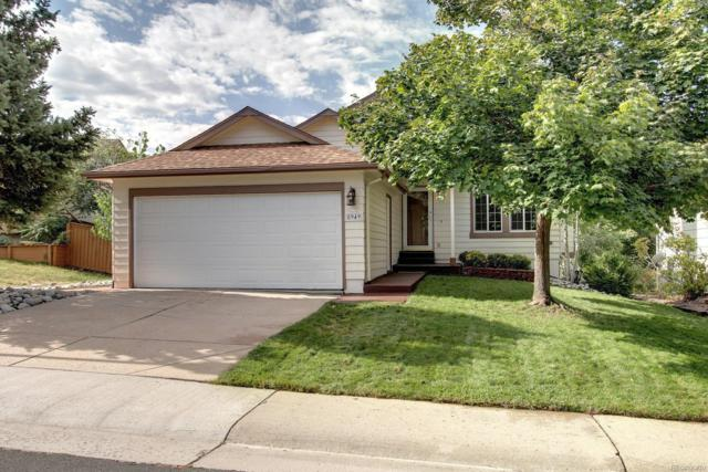 8949 Bermuda Run Circle, Highlands Ranch, CO 80130 (#6847315) :: The Griffith Home Team