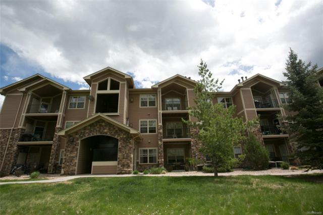 10751 S Twenty Mile Road #303, Parker, CO 80134 (MLS #6847593) :: 8z Real Estate