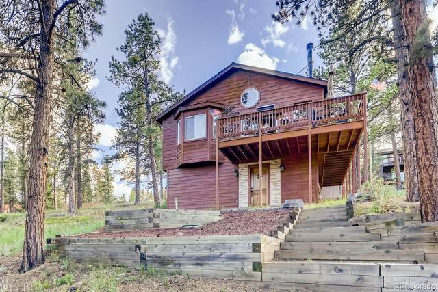 120 Bandit Peak Road, Bailey, CO 80421 (#6849100) :: Mile High Luxury Real Estate