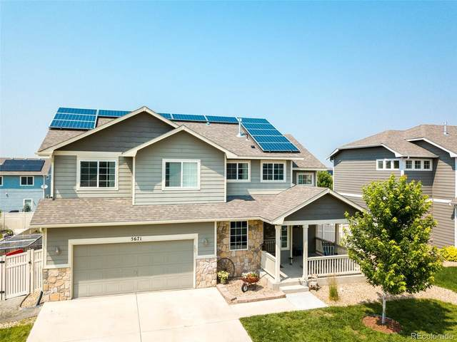 5671 Viewpoint Avenue, Firestone, CO 80504 (MLS #6849364) :: Bliss Realty Group
