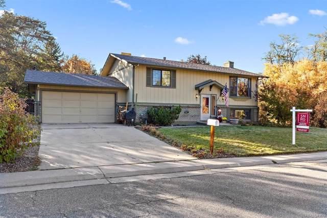 6197 Xenon Street, Arvada, CO 80004 (#6850367) :: Compass Colorado Realty
