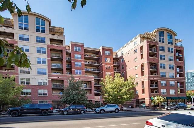1975 N Grant Street #513, Denver, CO 80203 (#6850390) :: Real Estate Professionals