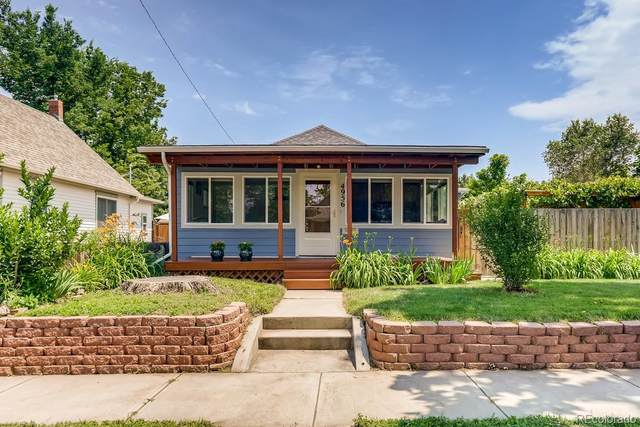 4956 Knox Court, Denver, CO 80221 (#6850507) :: The Colorado Foothills Team | Berkshire Hathaway Elevated Living Real Estate