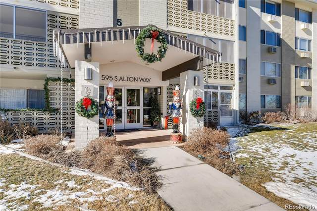 595 S Alton Way 12A, Denver, CO 80247 (#6851641) :: The Scott Futa Home Team