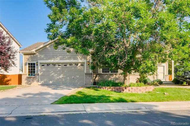 2863 S Walden Way, Aurora, CO 80013 (#6851684) :: The Colorado Foothills Team | Berkshire Hathaway Elevated Living Real Estate