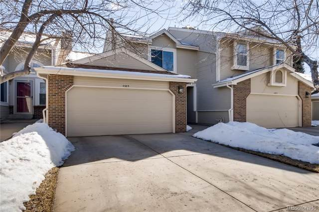 4985 S Eagle Circle, Aurora, CO 80015 (#6851707) :: Bring Home Denver with Keller Williams Downtown Realty LLC