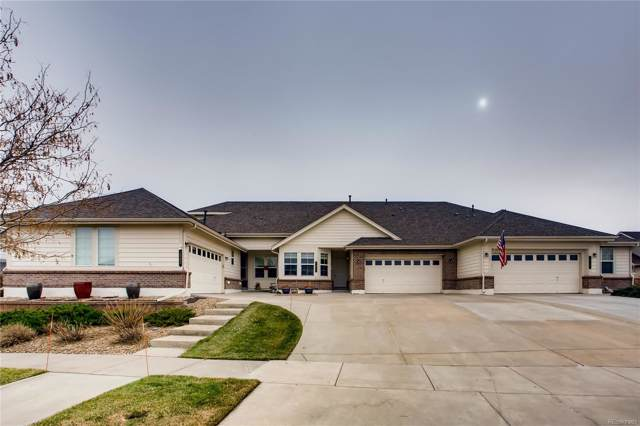 7499 S Biloxi Way, Aurora, CO 80016 (#6851715) :: The Dixon Group