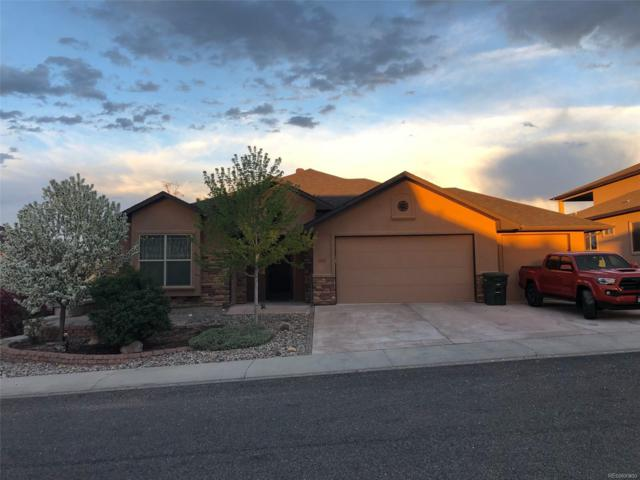 202 Vista Hills Drive, Grand Junction, CO 81503 (MLS #6851764) :: 8z Real Estate