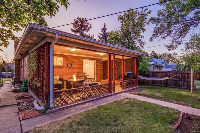 1656 Dallas Street, Aurora, CO 80010 (#6851991) :: The Peak Properties Group