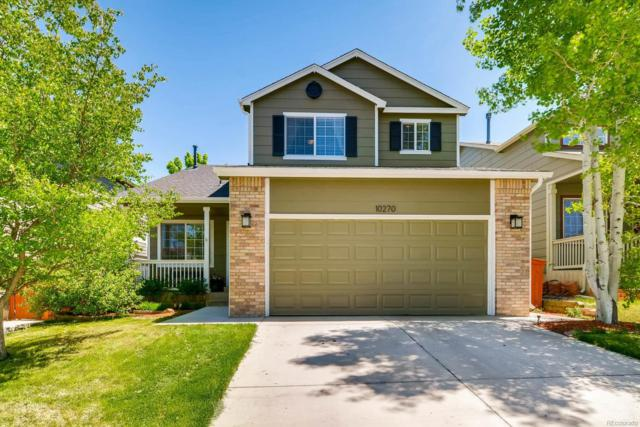 10270 Rotherwood Circle, Highlands Ranch, CO 80130 (#6852233) :: Sellstate Realty Pros