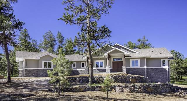 18536 Wetherill Road, Monument, CO 80132 (#6852780) :: Harling Real Estate
