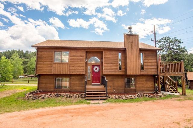 22 Buttermilk Lane, Bailey, CO 80421 (MLS #6852870) :: Bliss Realty Group