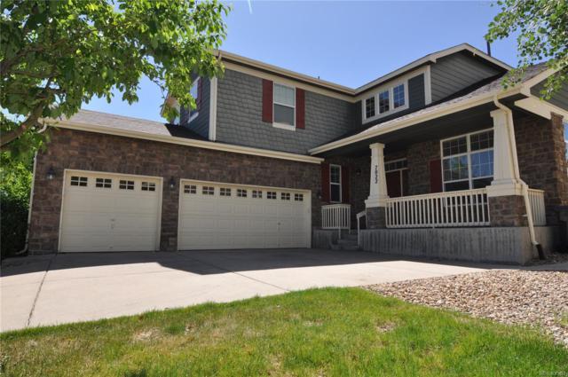 7022 S Oak Hill Circle, Aurora, CO 80016 (#6853042) :: The HomeSmiths Team - Keller Williams