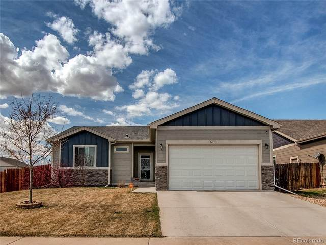 1433 S Cora Avenue, Milliken, CO 80543 (MLS #6853114) :: 8z Real Estate