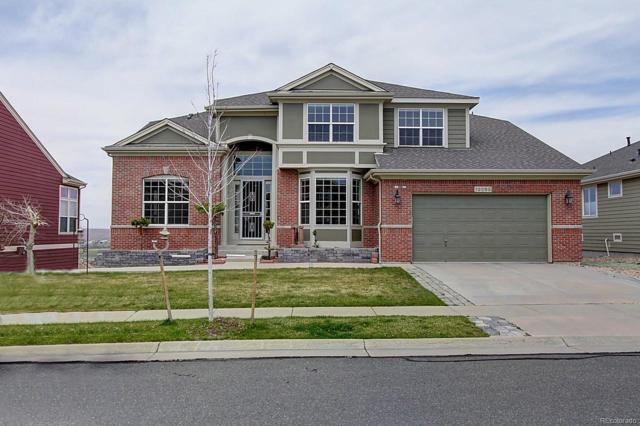 13295 W 86th Drive, Arvada, CO 80005 (#6853320) :: The Pete Cook Home Group